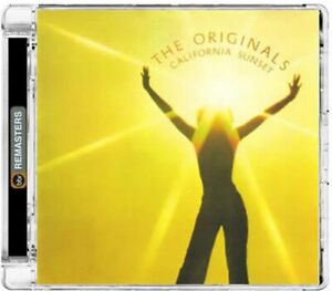 The Originals - California Sunset     New Expanded Cd