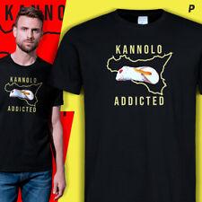 Kannolo addicted tshirt Màkari maglietta Peppe Piccionello fiction rai Sicilia