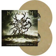 KATAKLYSM - Iron Will Live @ Summer Breeze Open Air 2011 - Doppel LP beige vinyl