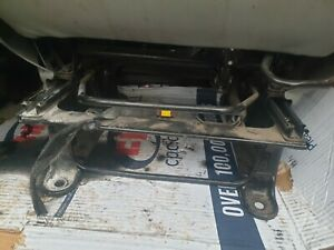 VIVARO TRAFFIC TRAFIC PRIMASTAR DRIVER SIDE FRONT SEAT BASE 2007 TO 2014