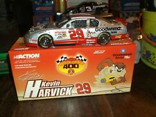2001 KEVIN HARVICK 29 LOONEY TUNES 1 24TH SCALE DIECAST
