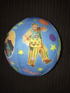 Baby Soft Ball Mr Tumble Justin Fletcher Something Soecial Toy Ball