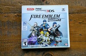 Like New - FIRE EMBLEM WARRIORS - Nintendo 3DS Game - COMPLETE