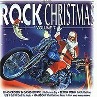 Rock Christmas 07 (1998) U2, Elton John, 3T, Elvis Presley, Hanson, Bryan.. [CD]
