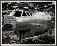BOEING B-52 PRODUCTION LARGE VINTAGE ORIGINAL MANUFACTURERS PHOTO USAF 3