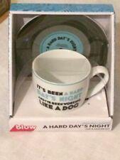 Bluw Lennon and McCartney a Hard Days Night Mug & Saucer B03r1066
