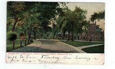 NJ Princeton New Jersey 1906 post card Dodge and Murry Hall