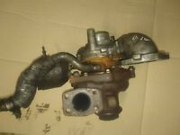 Citroen C4 Grand Picasso 2011 2012 2013 1.6 Hdi Turbo Charger