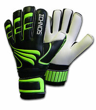 ICHNOS ARTEMIS CHILDREN FOOTBALL FINGERSAVE GOALKEEPER GLOVES YOUTH SIZE 6