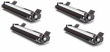 4 Toner pour Brother TN-1050 DCP1510 DCP1512 HL1110 MFC-1810 MFC1815 MFC1910W