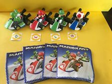 Komplettsatz Maxi  2019 Mario Kart  END06 END07 END08 END09