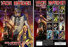 IRON MAIDEN VINTAGE 2011 CALENDAR , NEW AND SEALED, by Dream