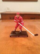 Nicklas Lidstrom Detroit Red Wings figure NHL Sweden Hockey 2009 Little Caesars