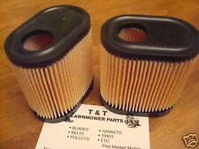 2 Tecumseh Air Filter  5.5 hp 36905 sears 30031 OEM, LEV100 LEV115 LV195series