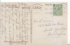 Family History Postcard - Reeves - South Yardley - Birmingham - Ref 1788A