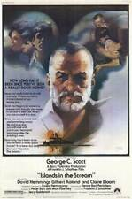 RARE 16mm Feature: ISLANDS IN THE STREAM (CINEMASCOPE) GEORGE C. SCOTT