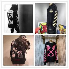 AU stock off white Hoodie street wear Sweatshirt Jumper cotton unisex
