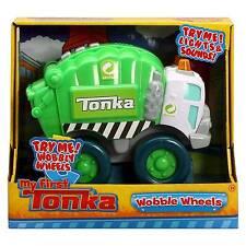 Tonka 06289 My First Wobble Wheels Garbage Truck