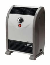 Lasko  Electric  Airflow  Heater  Black