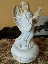 New Listing1987 Enesco Angel Music Box