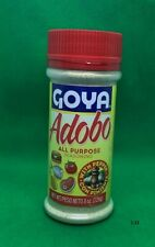 Goya Adobo with Pepper All Purpose Seasoning 8 oz