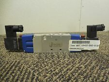 "INVENSYS VSN22-502-0165 VSN225020165 SOLENOID VALVE 1/4"" NPT W/ COILS 110 V 3 W"