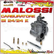 MALOSSI 7216456 CARBURATORE SI 24/24 E CON MISCELATORE MIX VESPA PX125 2T