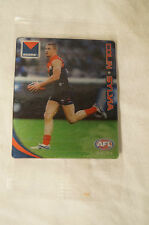 BRISBANE LIONS - 3D - Footy Plays - Football Card - Colin Sylvia - Sealed.