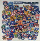 Vintage US CAP Civil Air Patrol Patch Lot All 50 States + Extras 70 Patches Tot