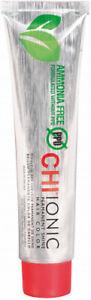 CHI IONIC 4CM Dark Chocolate Mocha Brown Permanent Shine Hair Color, 85g