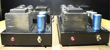 Pair of Bogen MO-100A 100 RMS Watts Tube Mono Block Amplifier
