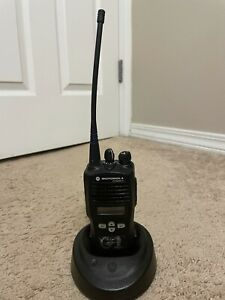 Motorola CP200XLS UHF Handheld Radio