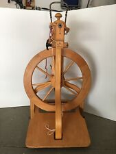 Schacht Spindle Co Single Treadle Spinning Wheel Used Read Description Fully