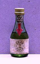 GRAN ZUCCA - liquore finissimo - cc 35 gradi 40 [Mignon Miniature Mignonettes]