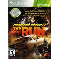 Need for Speed: The Run Xbox 360 [Brand New]