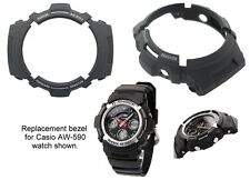Casio Genuine Replacement Bezel Part for Casio AW-590 G-Shock watch