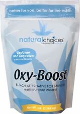Natural Choices Oxy-Boost Oxygen Bleach, 5 lbs.