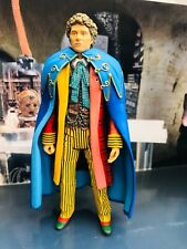 DOCTOR WHO  MINT ACTION FIGURE  REVELATION OF THE DALEKS -6th DOCTOR IN CLOAK