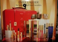 2019 New in Box Estee Lauder Holiday Blockbuster Beauty Box 9 Full size ~COOL