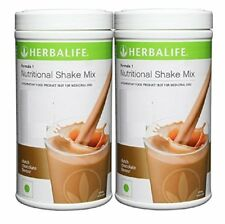 Herbalife Formula 1 Shake Dutch Chocolate Flavour 500 gm (Pack of 2)