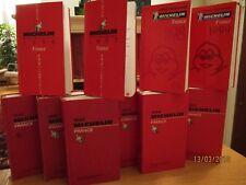 Guide Michelin 1990 a 1999 Guide des années 90 aux choix