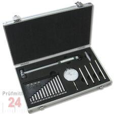 Innenmeßgerät Innenfeinmessgerät 50 - 180 mm Innen Messuhr SET Neu OVP