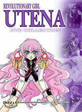 Revolutionary Girl Utena - The Rose Collection (DVD, 2004, 3-Disc Set) NEW