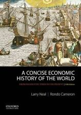 A Concise Economic History of the World. From Paleolithic Times to the Present b