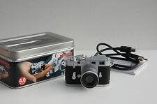 Minox Digital Classic Camea Leica M3 4.0