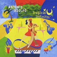 Tropical Infinito - Antonio Adolfo (2016, CD NUEVO)