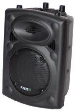 """Ibiza Slk10-a Enceinte PA Active 25cm (10"""") USB SD Mp3 6710-x"""