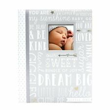 Lil Peach First 5 Years Dream Big Wordplay Baby Memory Book, Memory Journal, Gra