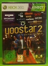 Yoostar 2 in the Movies Microsoft xbox 360 Kinect Jeu article neuf gratuite