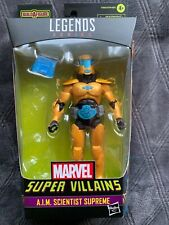 Marvel Legends A.I.M Scientist Super-Villains Figure NO Xemnu BAF Included
